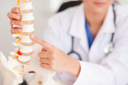 Від чого болить спина?