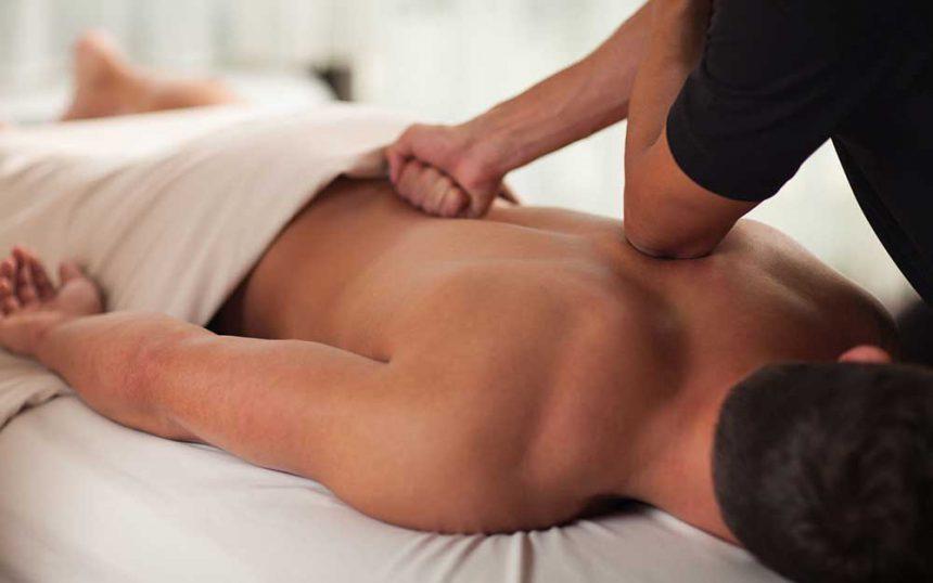 Лікувальний масаж (ручний, апаратний)