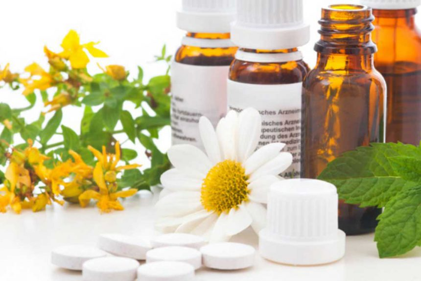 Гомеопатическое лечение