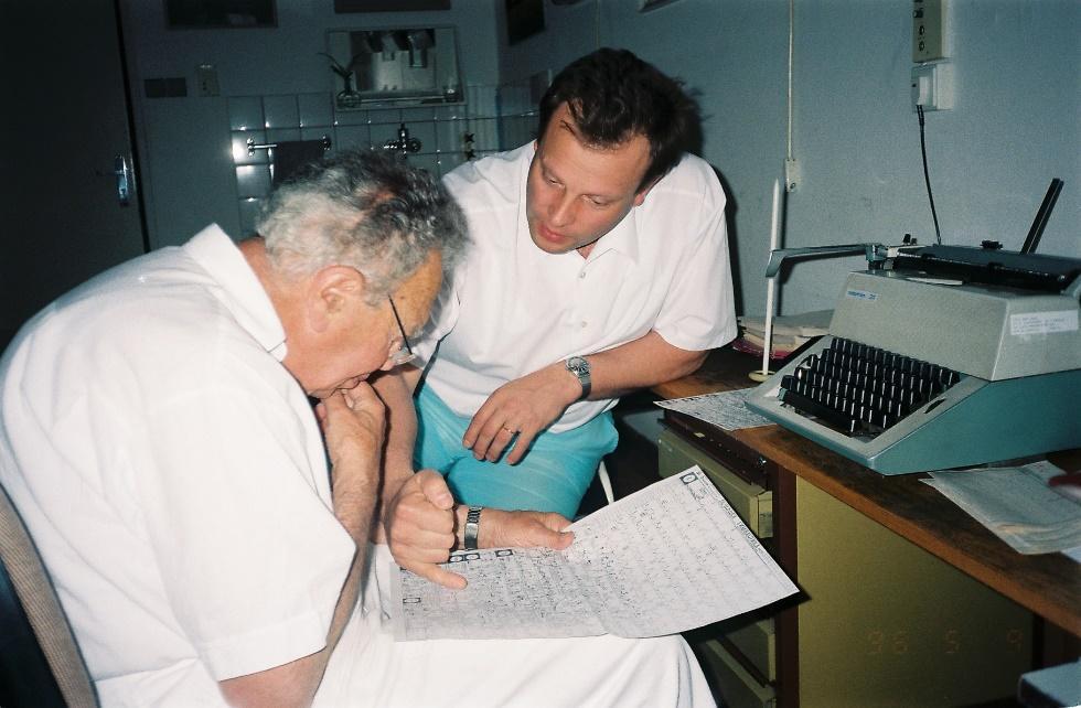 Історія медцентру
